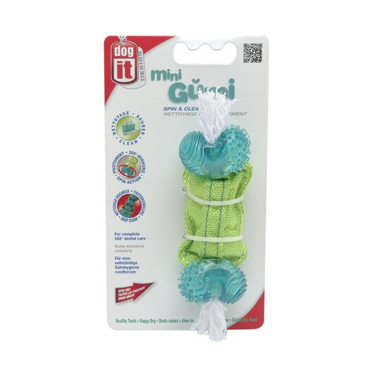 Dogit by Hagen Dogit Design Gumi Dental Toy (360 Clean Mini)