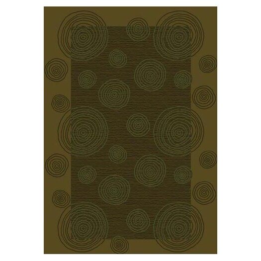 Milliken Innovation Tobacco Wabi Area Rug