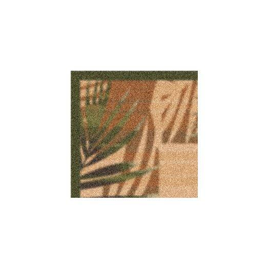 Milliken Modern Times Palm Deep Olive Area Rug