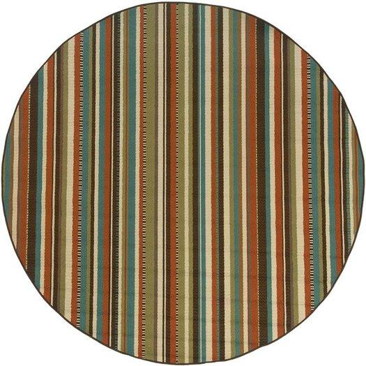 Oriental Weavers Montego Multicolored Outdoor Rug