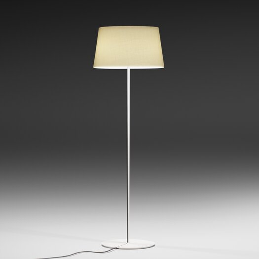 Vibia Warm Screen Shade Floor Lamp