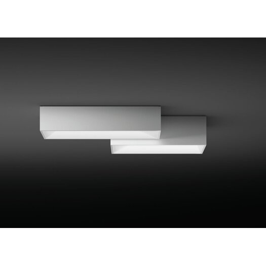 Vibia Link Ceiling Double Flush Mount