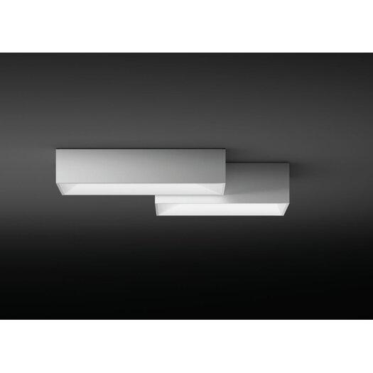 Vibia Link Ceiling Double Flush Mount