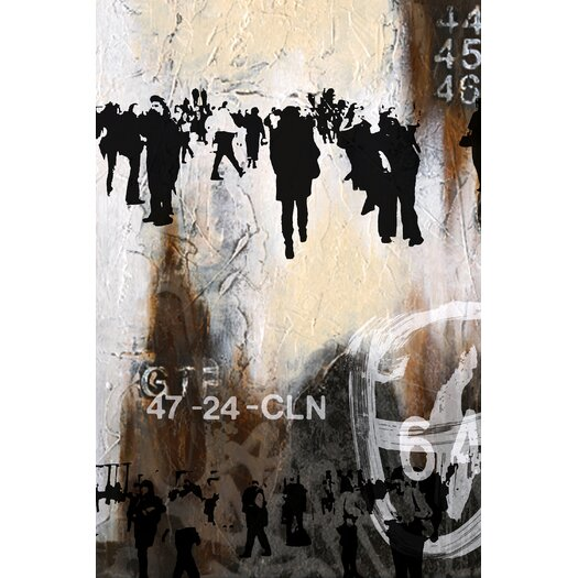 Walk on By 1 Graphic Art