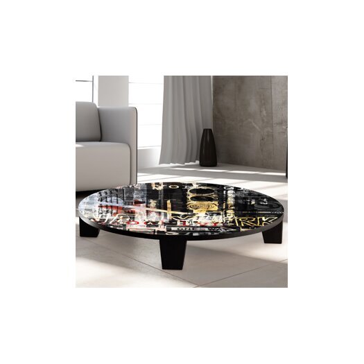 Pop City 8 Coffee Table