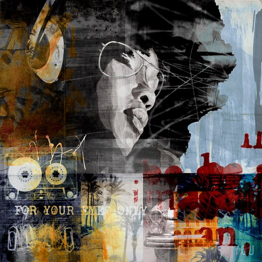 Sound Diva Art-for-You Graphic Art on Canvas