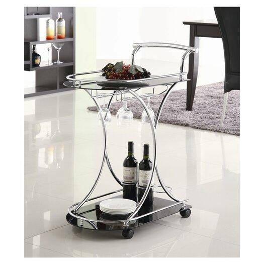 Wildon Home ® Annie Serving Cart