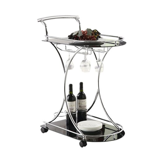 Wildon Home ® Annie Serving Cart