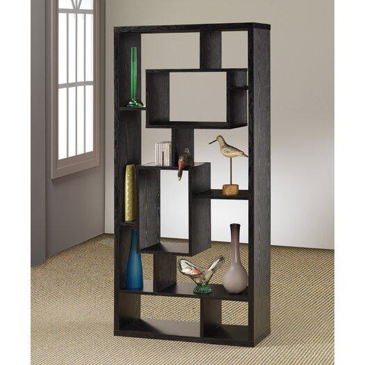"""Wildon Home ® 66.75"""" Bookcase"""