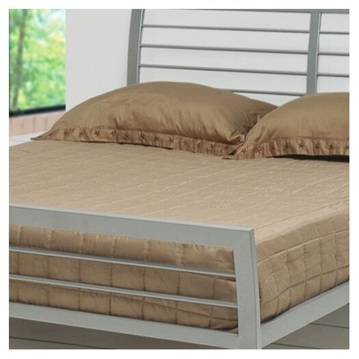 Wildon Home ® Metal Bed