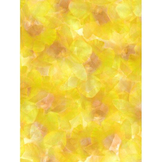 Taho Graphic Art in Yellow