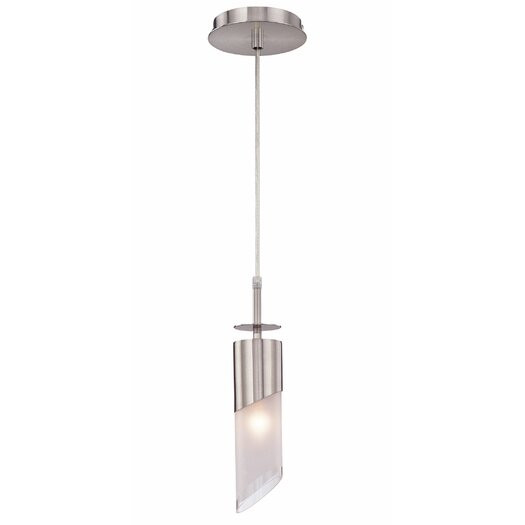 Lite Source Calipso 1 Light Pendant