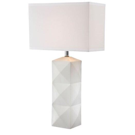 "Lite Source Robena 28"" H Table Lamp with Rectangular Shade"