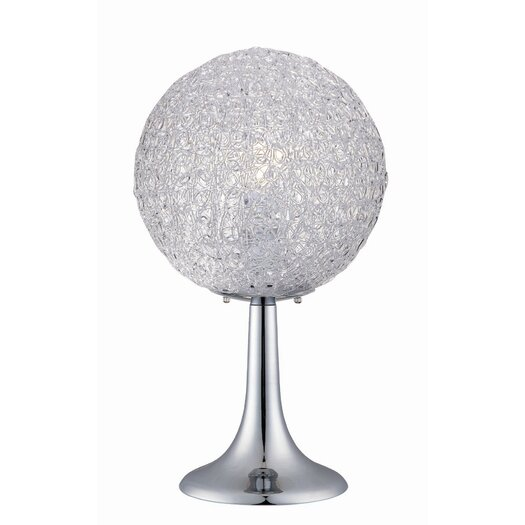 """Lite Source Icy 20"""" H Table Lamp"""
