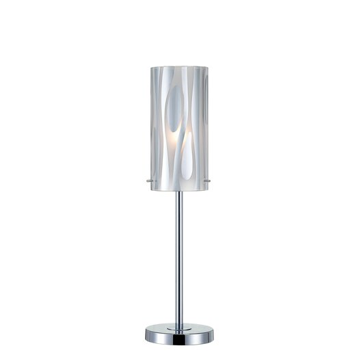 "Lite Source Liam 22"" H Table Lamp with Drum Shade"