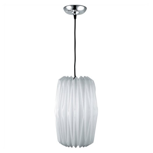 Lite Source 1 Light Mini Puff Pendant