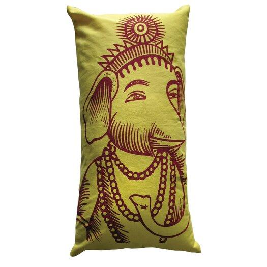 Koko Company Bazaar Ganesh Pillow