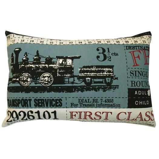 Koko Company Ticket Pillow