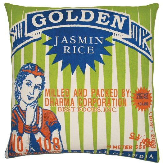 Koko Company Rice Pillow