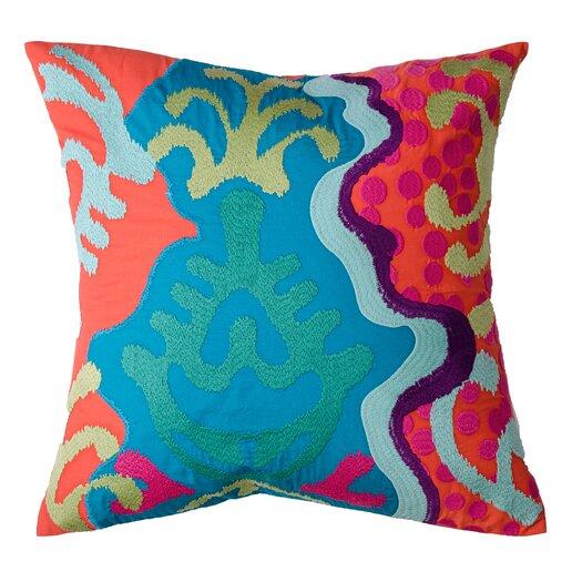 Koko Company Totem Throw Pillow