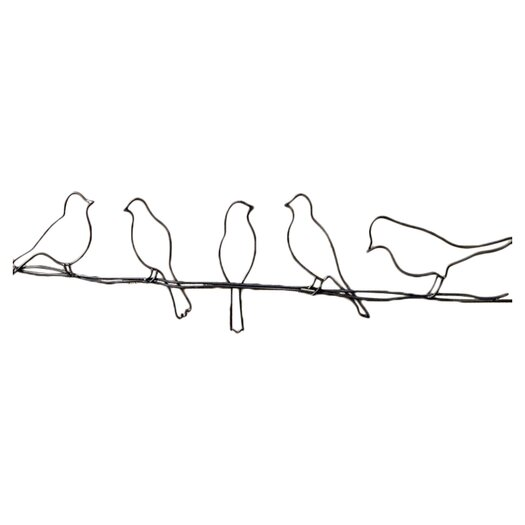 Graham & Brown Birds On A Wire Wall Décor