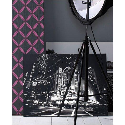Graham & Brown Graham and Brown Metallic City Lights Photographic Print on Canvas