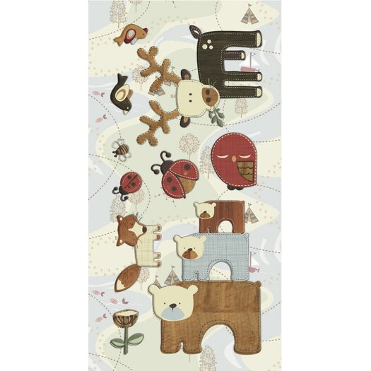 Graham & Brown Forager 3D Wall Decal