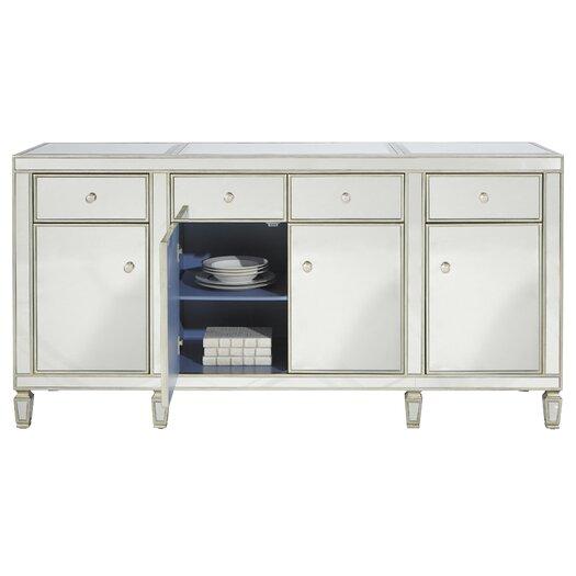 Pulaski Furniture Mirrored Sideboard