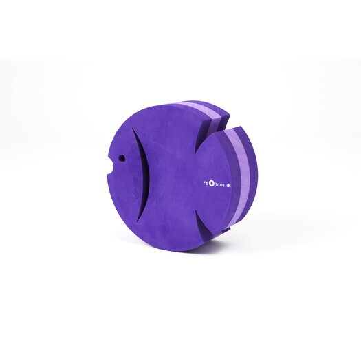 bObles Tumbling Fish in Purple
