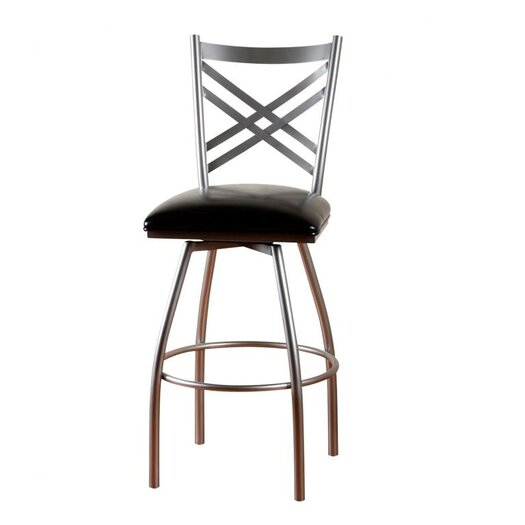 "American Heritage Alexander 30"" Swivel Bar Stool"