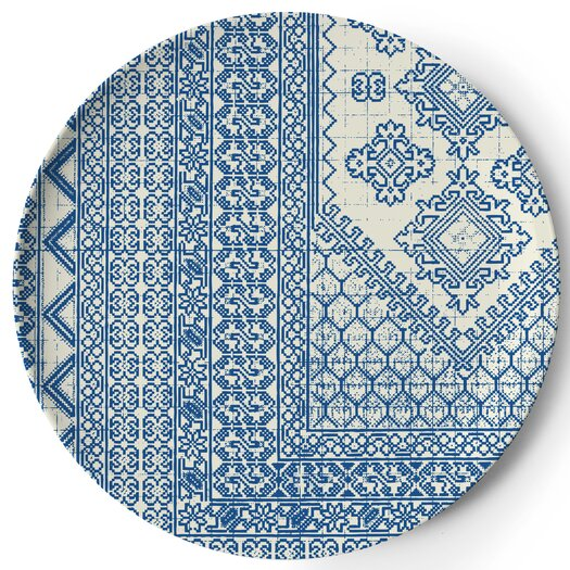 "Thomas Paul Bazaar 9"" Side Plates"