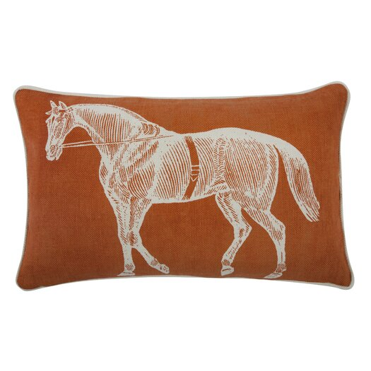 Thomas Paul The Resort Horse Pillow Cover