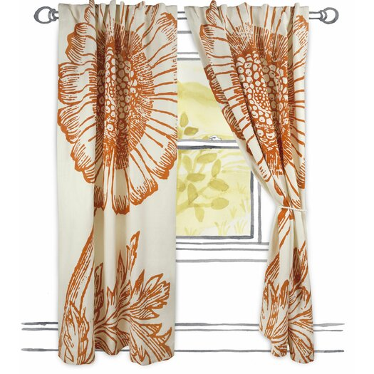 Thomas Paul Botanical Window Curtain