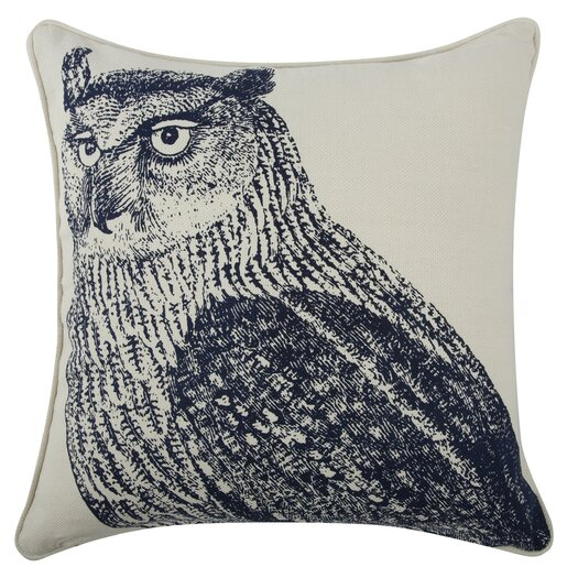 Thomas Paul The Resort Owl Pillow Cover