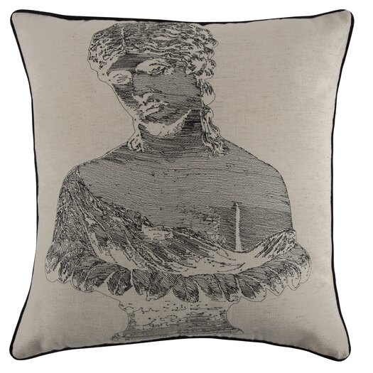 Grand Tour Isis Embroidered Pillow
