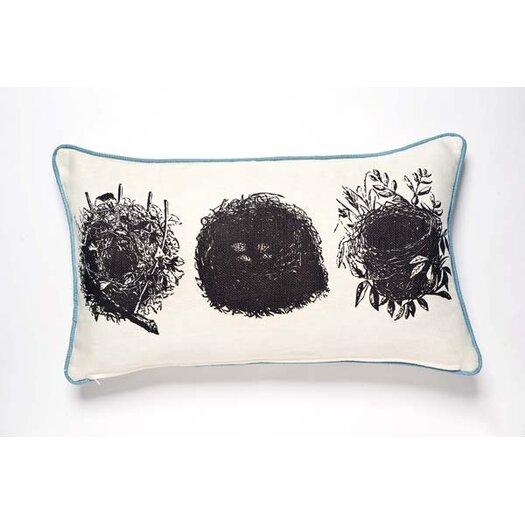 Thomas Paul Curiosities Oology Pillow