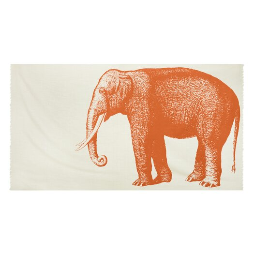 Thomas Paul Elephant Shawl