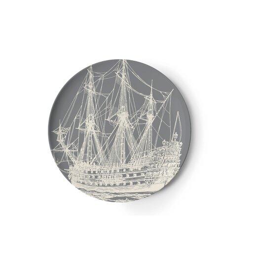 "Thomas Paul Maritime 11"" Dinner Plates"