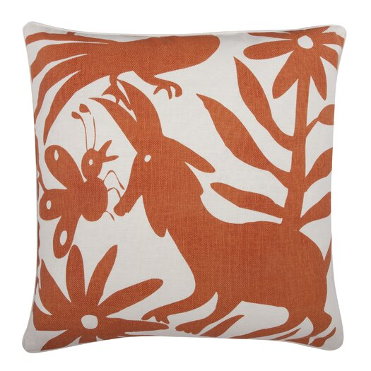 Thomas Paul Fragments Otomi Pillow