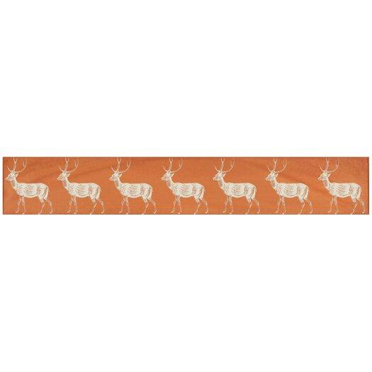 Thomas Paul Deer Wool Scarf