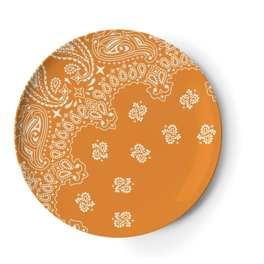 "Thomas Paul Ranchero 11"" Dinner Plates"