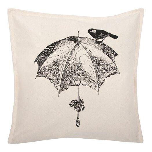 "Thomas Paul 18"" Sparrow Parasol Pillow"