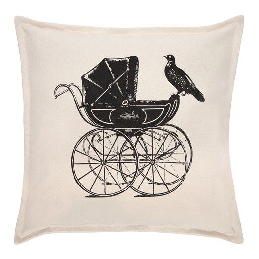 """Thomas Paul 18"""" Pram Pigeon Pillow"""