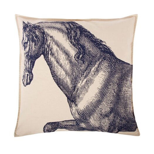 "Thomas Paul 22"" Equus Pillow"