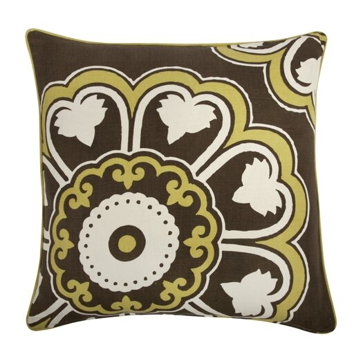 "Thomas Paul 22"" Suzani Pillow"