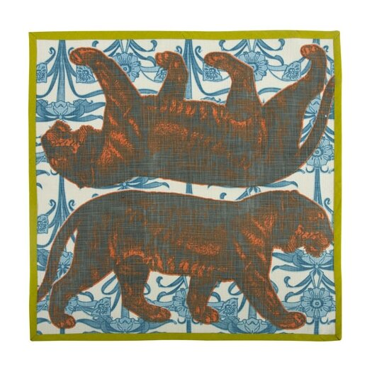 Tiger Napkin (Set of 4)