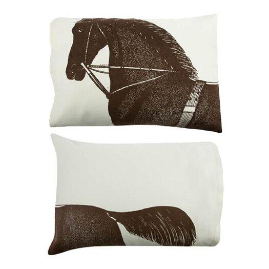 Thomas Paul Horse Pillowcase