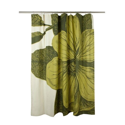 Thomas Paul Botanical Shower Curtain