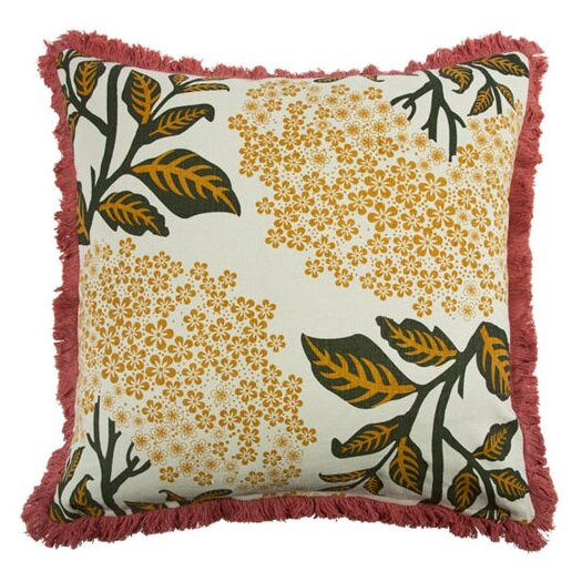 "Thomas Paul 22"" Sprig Pillow"
