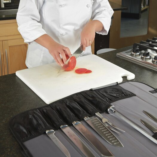 Mercer Cutlery Genesis 10 Piece Forged Knife Set